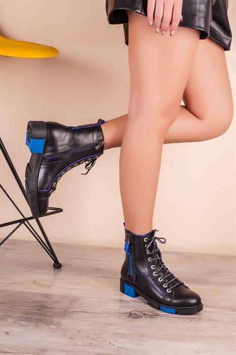 Ботинки B256-313-2050 мех - фото 10919
