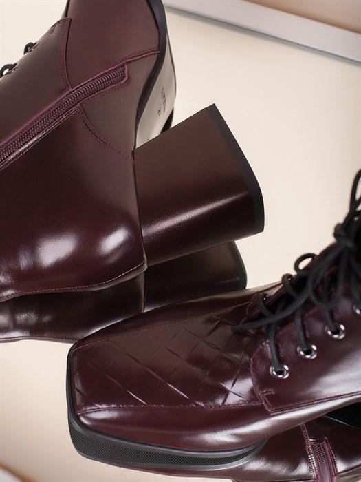 Туфли летние 7019-1-03 Большие - фото 11292