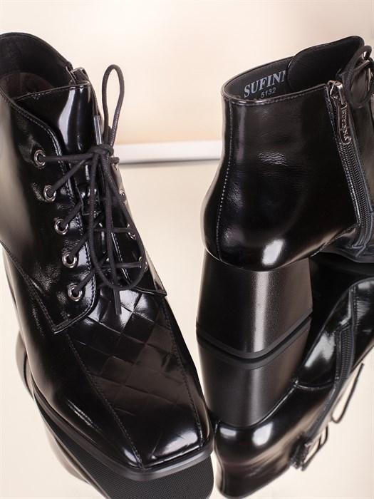 Туфли 7019-1-09 Большие - фото 11307