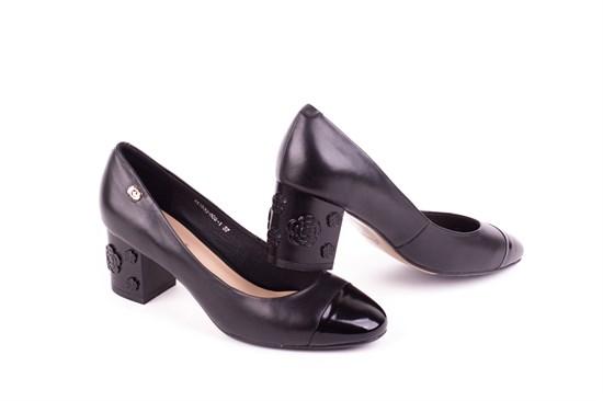 Туфли HA1653-505-1 BLACK - фото 5889