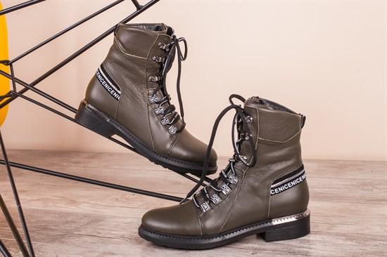 Туфли HA-010D BLACK - фото 6842