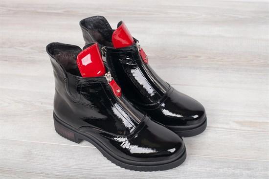 Ботинки 5143-R047 KHAKI NUBUK - фото 8478