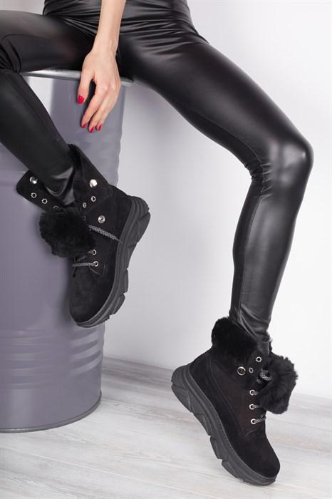 Ботинки 206-90 KAHVE - фото 8552