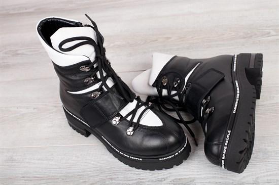 Ботинки - фото 8857