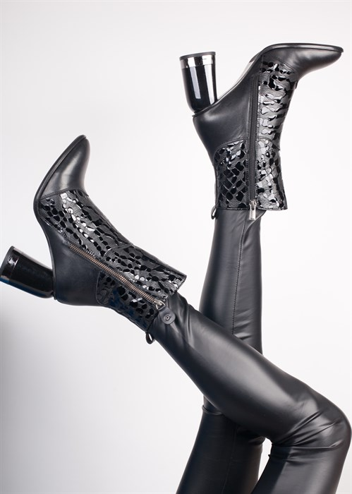 Ботинки 709-01 SUET - фото 8878
