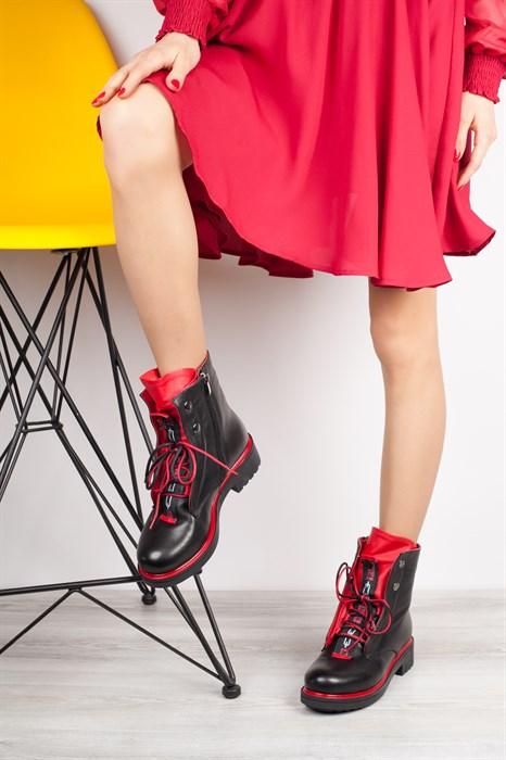 Ботинки 5212-R600-08 SIYAH - фото 8902