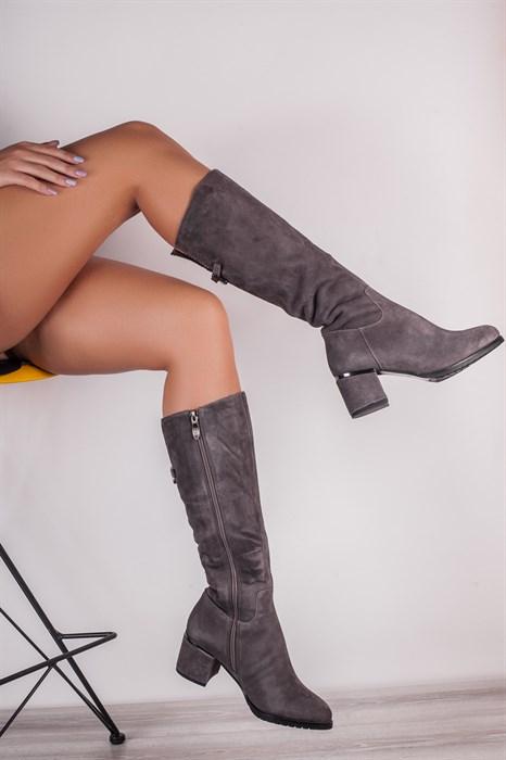 Ботинки 5043-R051-01 BORDO - фото 9658