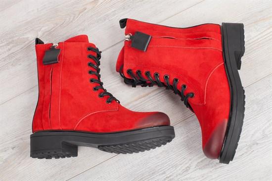 Ботинки 12401-555мех - фото 9691