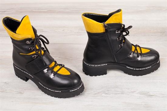 Ботинки 5151-R1105 SIYAH - фото 9871