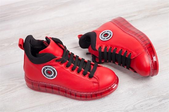Ботинки 5043-R1271-06 HARDALмех - фото 9893