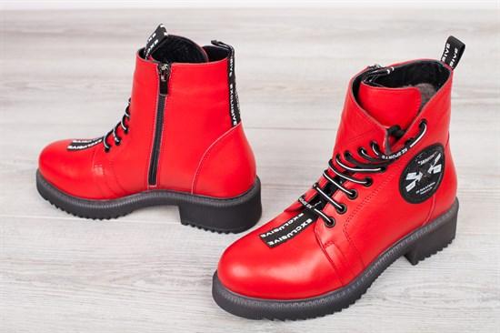 Ботинки 28290-37-705 BEYAZ - фото 9950