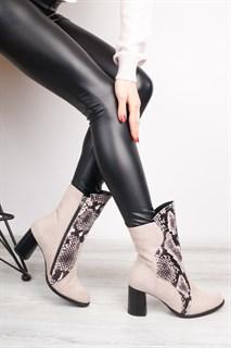 Ботинки 5220-R1257 BEJ - фото 10044