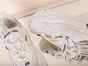 Кроссовки 2105-2 White - фото 10141