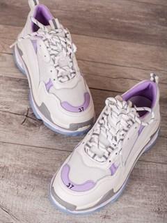 Кроссовки 2763-10 Purple - фото 10192