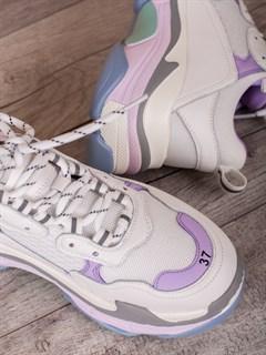 Кроссовки 2763-10 Purple - фото 10193