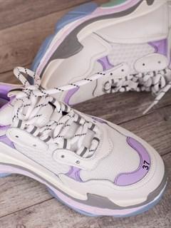 Кроссовки 2763-10 Purple - фото 10194