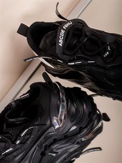 Кроссовки 2105-1 BLACK - фото 10299