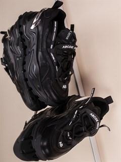 Кроссовки 2105-1 BLACK - фото 10300