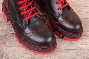 Ботинки 1000-796 мех - фото 11013