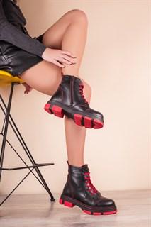 Ботинки 1000-796 мех - фото 11015