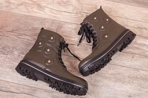 Ботинки 1022 HAKI - фото 11049