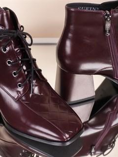 Туфли летние 7019-1-03 Большие - фото 11293