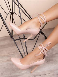 Туфли V-890 Pink - фото 11677