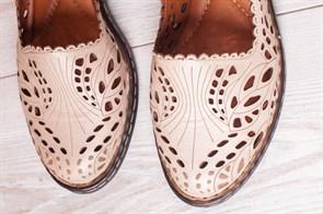 Туфли летние 7019-1-03 Большие - фото 5818