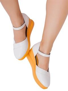 Туфли 2400-R001-06 BEYAZ - фото 6224