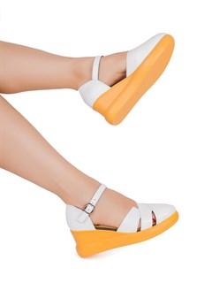 Туфли 2400-R001-06 BEYAZ - фото 6225