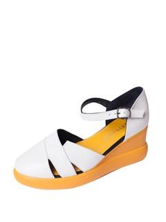 Туфли 2400-R001-06 BEYAZ - фото 6226