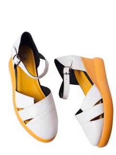 Туфли 2400-R001-06 BEYAZ - фото 6227