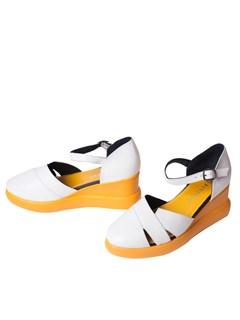 Туфли 2400-R001-06 BEYAZ - фото 6228