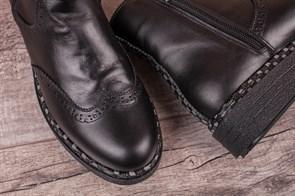 Ботинки  438 BLACK - фото 6679