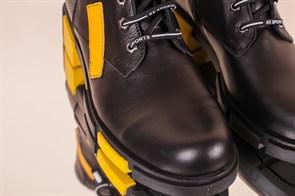 Туфли HA-021D BLACK - фото 6808