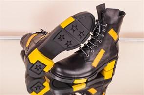 Туфли HA-021D BLACK - фото 6810