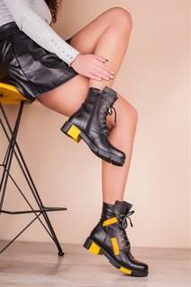 Туфли HA1652-201-1 BLACK - фото 6814