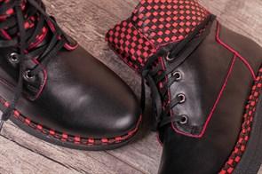 Туфли HA1653-505-1 BLACK - фото 6818