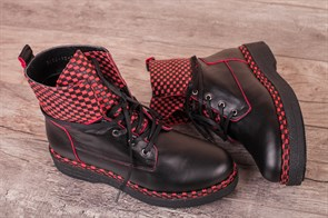 Туфли HA1653-505-1 BLACK - фото 6820