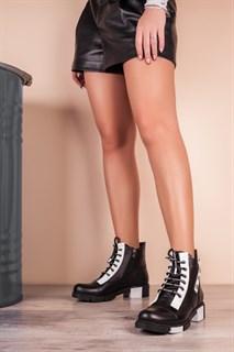 Ботинки 091-2 KHAKI - фото 7517