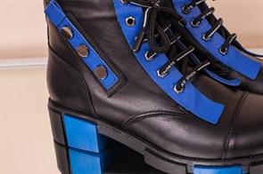 Ботинки спорт 1000-01 - фото 7533