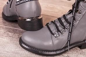 Ботинки - фото 7543