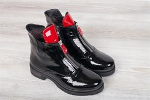 Ботинки 5143-R047 KHAKI NUBUK