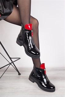 Ботинки 5143-R594 SIYAH BEYAZ - фото 8484