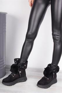 Ботинки 206-90 KAHVE - фото 8553