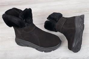Ботинки 206-90 KAHVE - фото 8555