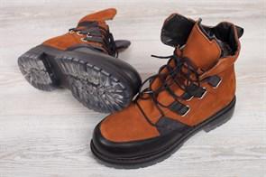 Ботинки 264-04-89 SIYAH - фото 8775