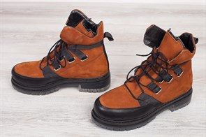 Ботинки 264-04-89 SIYAH - фото 8776