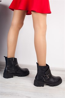 Ботинки 265-04 SIYAH - фото 8777