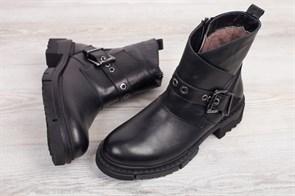 Ботинки 265-04 SIYAH - фото 8780